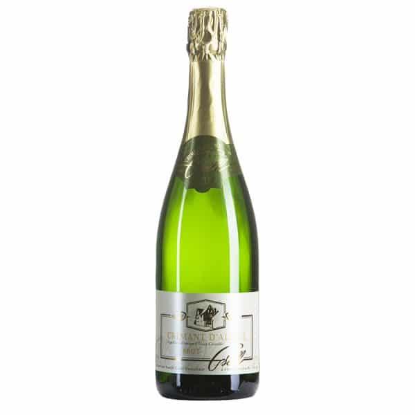 Cremant d'Alsace Blanc Chardonnay Biologico