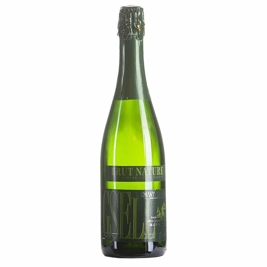 Cremant d'Alsace Nature Chardonnay Biologico