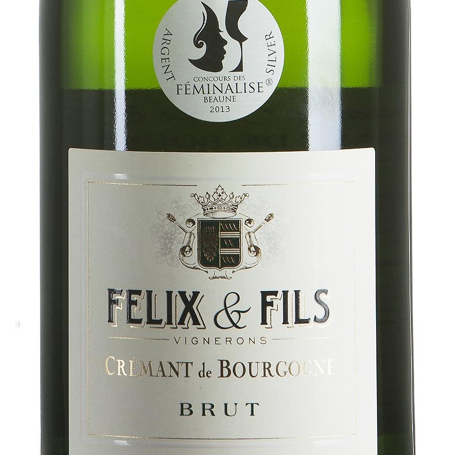 Cremant De Bourgogne Pinot Noir millesimato 2010 etichetta