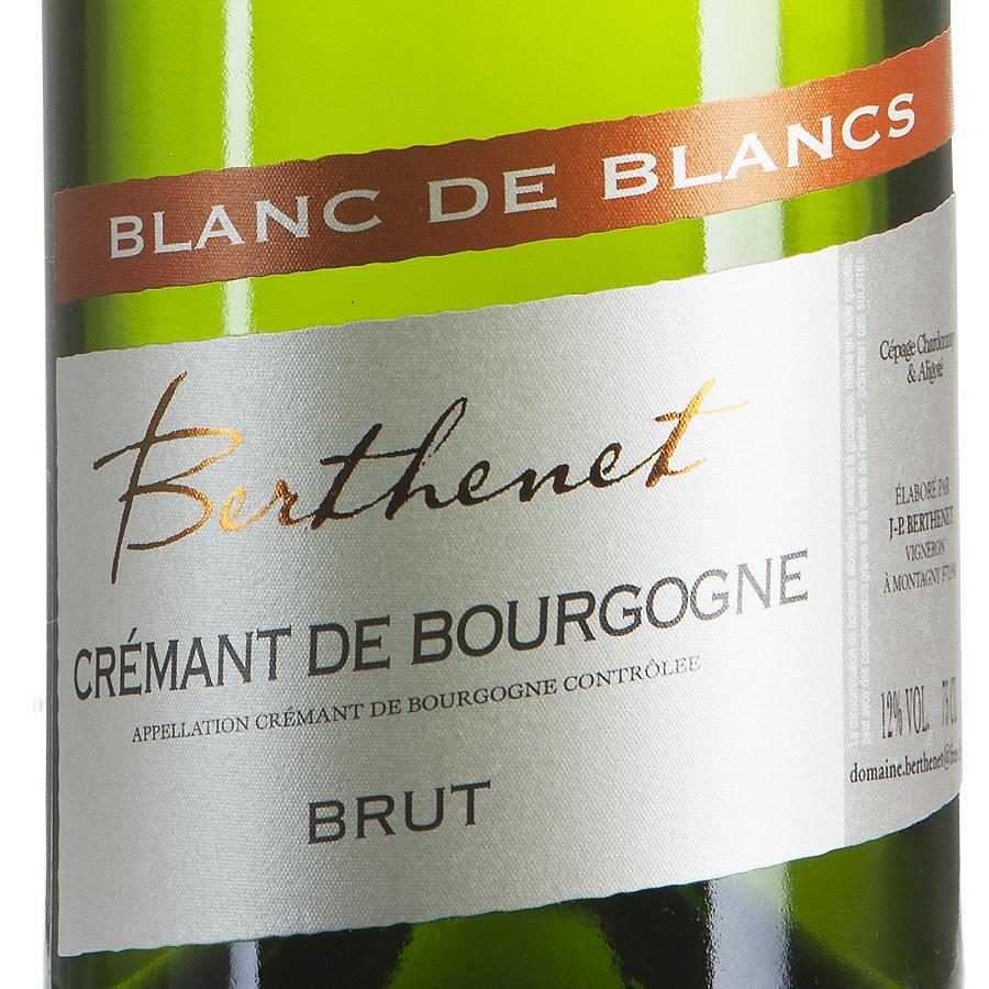 Crémant Bourgogne Blanc etichetta