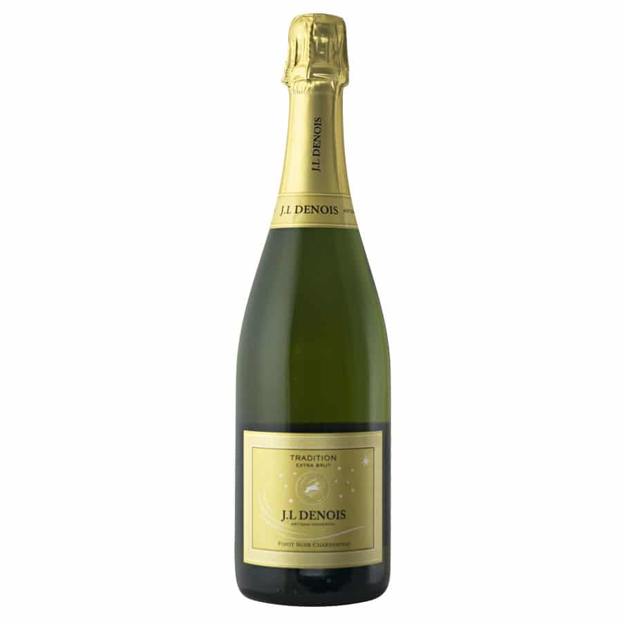 Crémant Tradition Extra Brut AOC biologico